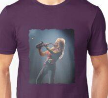 Dolly Parton Playing Sax Unisex T-Shirt