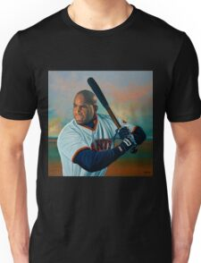 Barry Bonds painting Unisex T-Shirt