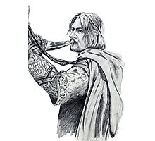 The Horn of Gondor Photographic Print