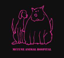 McCune Animal Hospital T Shirt Zipped Hoodie
