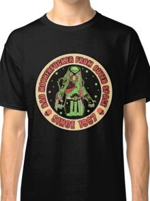Bad Mofo from Outer Space Vintage Classic T-Shirt