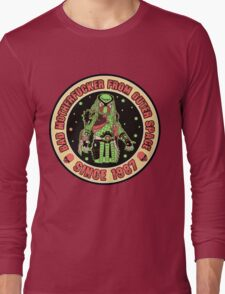 Bad Mofo from Outer Space Vintage Long Sleeve T-Shirt