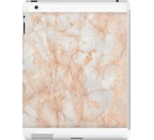 Pink Marble Paper Texture iPad Case/Skin