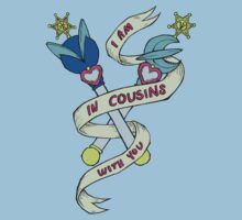 I Am In Cousins With You Kids Clothes