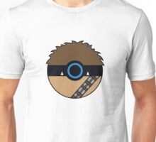Chewbacca Pokemon Ball Mash-up Unisex T-Shirt