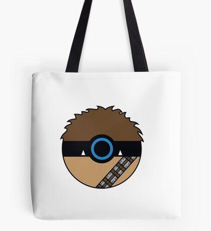 Chewbacca Pokemon Ball Mash-up Tote Bag