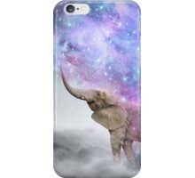 Don't Be Afraid To Dream Big • (Elephant Size Dreams) iPhone Case/Skin