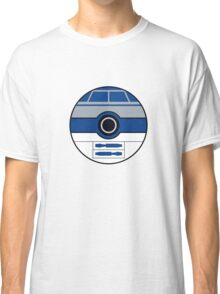R2D2 Pokemon Ball Mash-up Classic T-Shirt