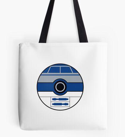 R2D2 Pokemon Ball Mash-up Tote Bag