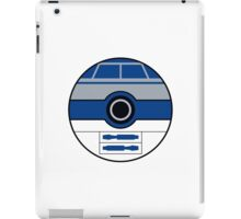 R2D2 Pokemon Ball Mash-up iPad Case/Skin