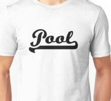 Pool billiards Unisex T-Shirt