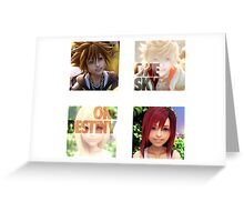 One Sky, One Destiny Greeting Card