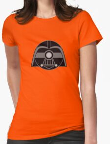 Darth Vader Pokemon Ball Mash-up Womens Fitted T-Shirt