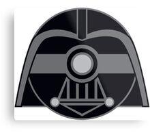 Darth Vader Pokemon Ball Mash-up Metal Print