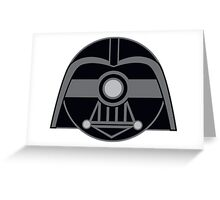 Darth Vader Pokemon Ball Mash-up Greeting Card