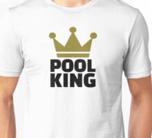 Pool billiards king Unisex T-Shirt