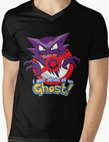 Haunter Busters! Mens V-Neck T-Shirt