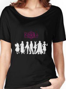 Rokka no Yuusha (White Edition) Women's Relaxed Fit T-Shirt