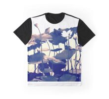 Lotus Tapestry Graphic T-Shirt