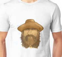 Cowboy Mountain Man Unisex T-Shirt