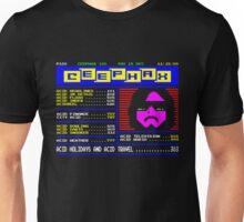Ceephax Headlines alt 3 transparent Unisex T-Shirt