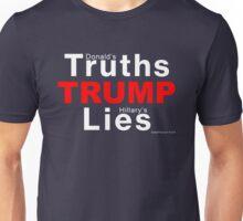 Truths TRUMP Lies Unisex T-Shirt