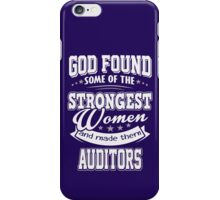 JOB - The Strongest women - Auditors T- shirt  - Special design, lovely and cute iPhone Case/Skin