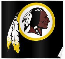 Washington Redskins Poster