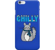 Chilly Chinchilla iPhone Case/Skin