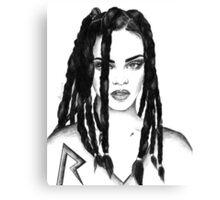 ri//ghetto Canvas Print