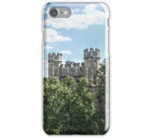 Waterloo Block from the Tower iPhone Case/Skin