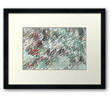 Splish Splash A Rainy Day Framed Print