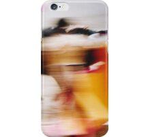 Bullfight  3 iPhone Case/Skin