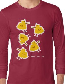 Existential chicks Long Sleeve T-Shirt