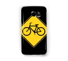 Bicycle Crossing Samsung Galaxy Case/Skin