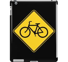 Bicycle Crossing iPad Case/Skin