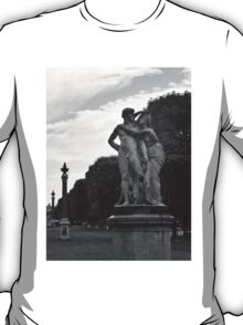 Statues in Paris T-Shirt