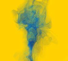 Smoking Blue by Robertrobot