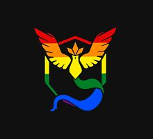 Team Mystic: Gay Pride Unisex T-Shirt