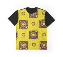 Flaming Mustard Graphic T-Shirt