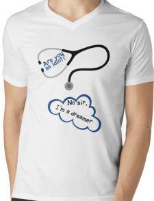 Scrubs - I'm a dreamer Mens V-Neck T-Shirt