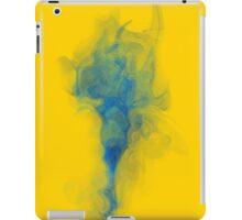 Smoking Blue iPad Case/Skin