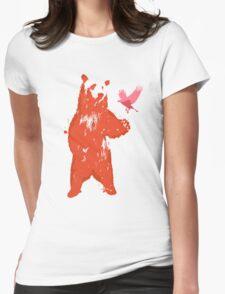 Bear & Bird Womens Fitted T-Shirt