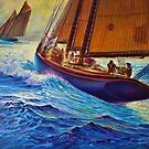 Fishing off the Grand Banks II by jyruff