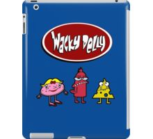 Wacky Delly! iPad Case/Skin