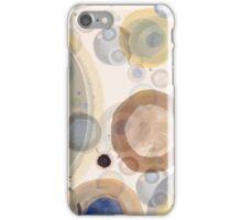 Subtle Circles iPhone Case/Skin