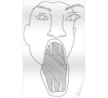 Lady with venom Poster
