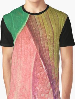 Lotus Lily Flower Graphic T-Shirt