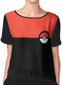 Pokemon trainer Chiffon Top