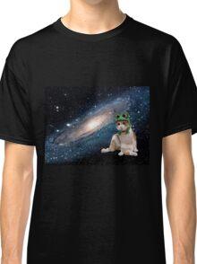 cat in space Classic T-Shirt